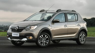 Design do SANDERO Stepway