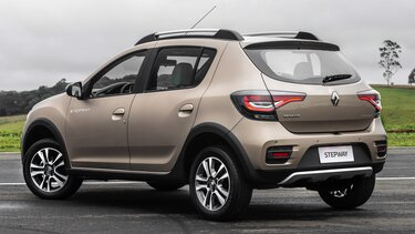 Especificações do SANDERO Stepway