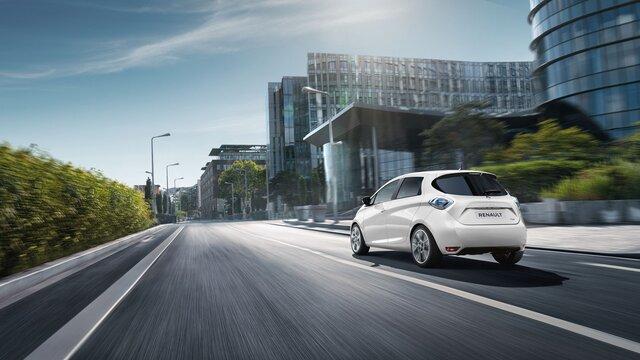 Design do Renault ZOE