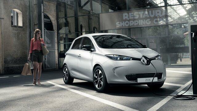 Conheça o Renault ZOE