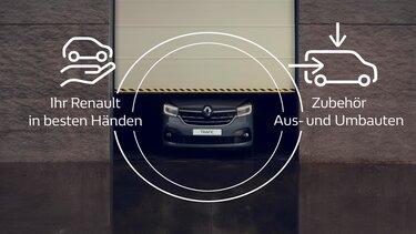 Renault Pro+ Zubehör