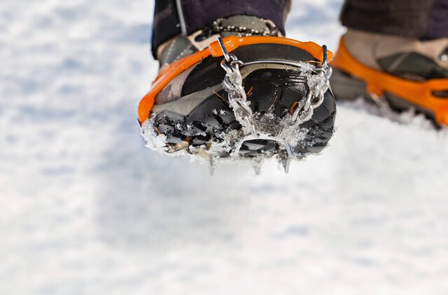 Service Winter-Angebote -  Winter shoe with chains