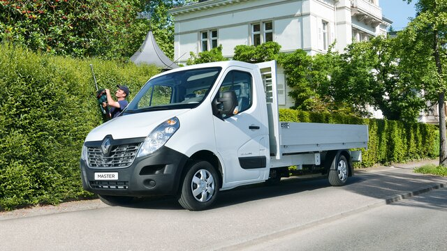 Renault Master Fahrgestell