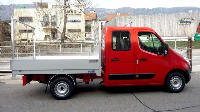Renault Master Telaio ENERGY Twin-Turbo dCi 165