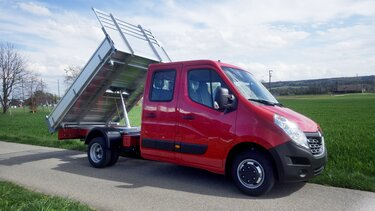 Renault Master Fahrgestell ENERGY Twin-Turbo dCi 165