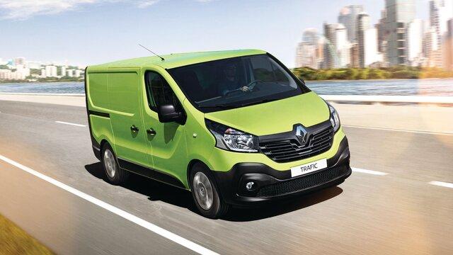 Offerta speciale Renault Pro+ per rivestimenti in legno e pareti parzialmente vetrate