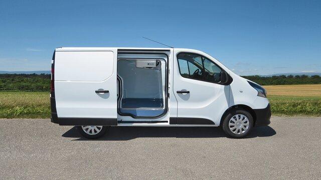 Offerta speciale Renault per veicoli refrigerati Pro+