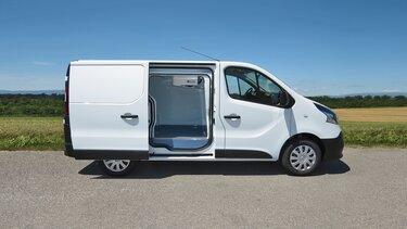 Renault Kühlfahrzeug Pro+