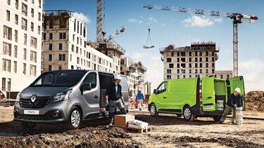 Renault Trafic und Master