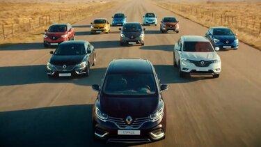 Gamme Renault