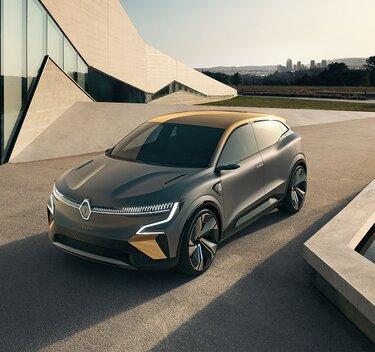 Renault MEGANE eVISION Showcar