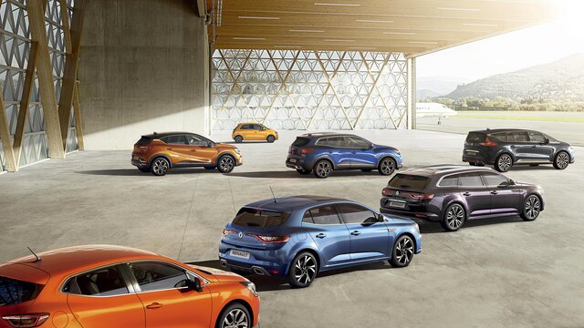 Renault Angebot