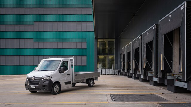 Renault Master Fahrgestell dCi 130