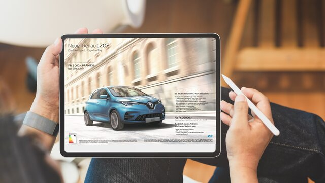 Broschüre Renault Discovery Days