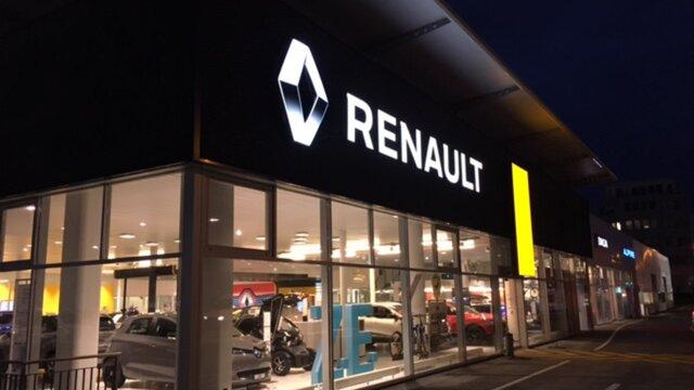 Renault Partner in Ihrer Nähe
