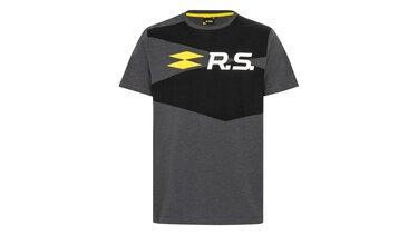 Herren-T-Shirt, weiss