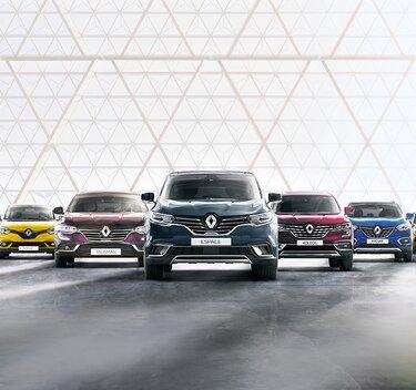 range image véhicules en stock
