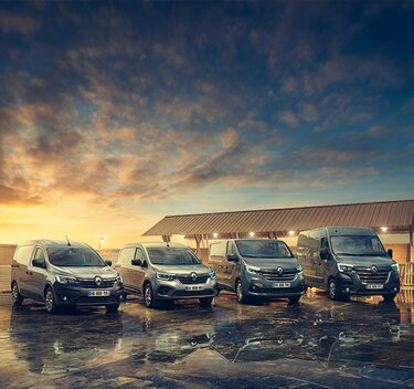 Renault Nutzfahrzeug Wochen