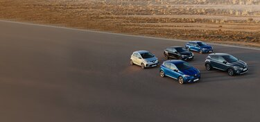 Renault Hybrid E-Tech Range