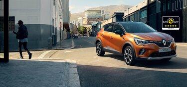 Renault CAPTUR, il SUV compatto per la città