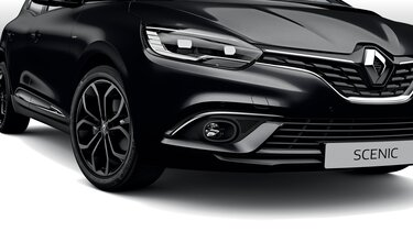 Renault SCENIC Black Edition – Feux