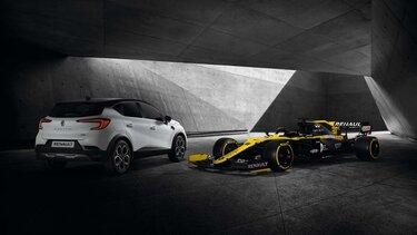 Renault CAPTUR – l'hybride rechargeable