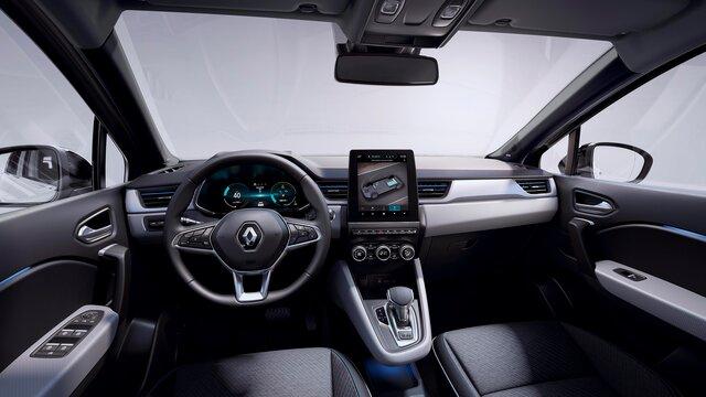 Renault CAPTUR - MULTI-SENSE der aufladbare Hybrid-SUV