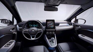 Renault CAPTUR – MULTI-SENSE Le SUV hybride rechargeable