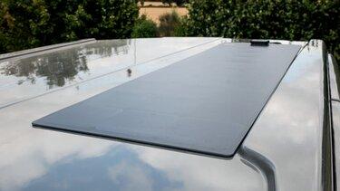 SpaceNomad - Solarpanel