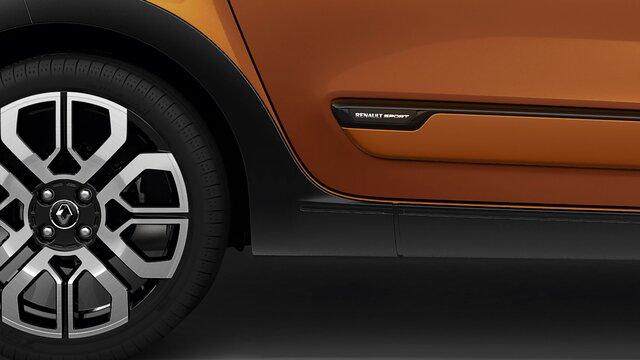 Renault TWINGO GT Felgen