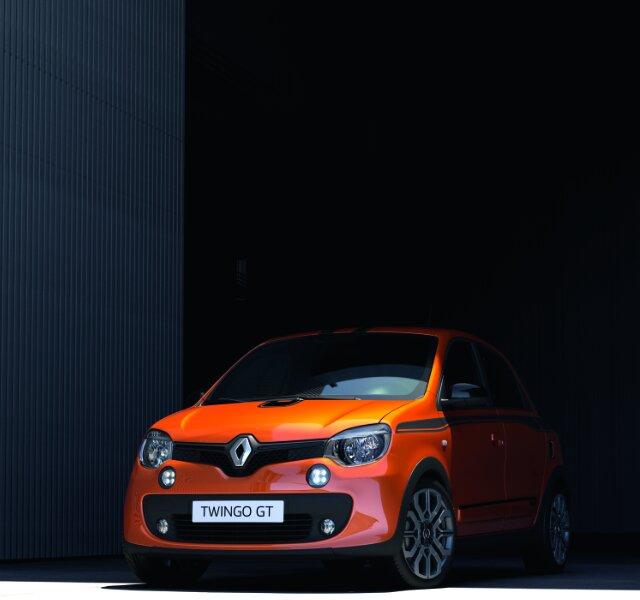 Renault - TWINGO GT