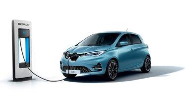 Citadine électrique Renault ZOE
