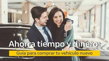 guía para comprar tu vehículo nuevo - home