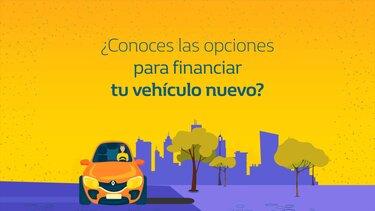 opciones para financiar tu vehículo nuevo