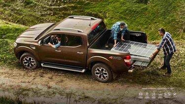 Descubre el vehículo ideal para ti - Pickup