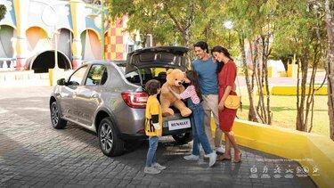 Descubre el vehículo ideal para ti- Sedán