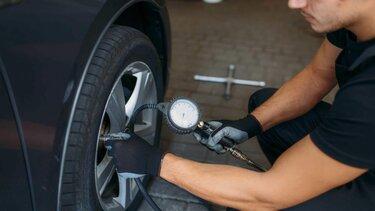 Cuida tu vehículo - Presión de llantas