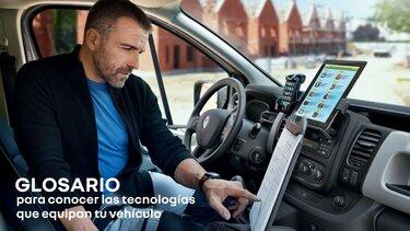 Glosario para conocer las tecnologías que equipan tu vehículo
