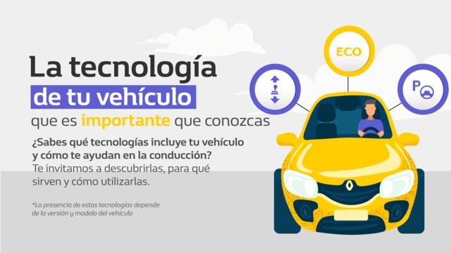 Tecnología de tu vehículo - check list 1