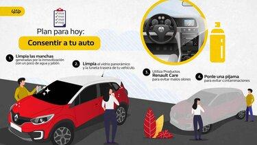 Renault Colombia- tips - limpiador