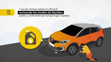 Renault Colombia- tips - niveles líquidos
