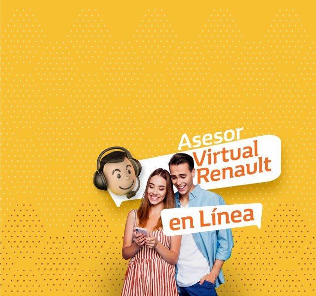 Asesor virtual Renault