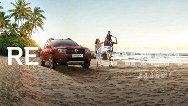 Ponle un RE a tu vida y estrena Renault