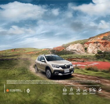 STEPWAY Renault Colombia