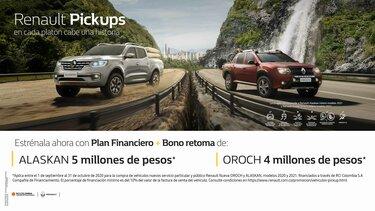 Renault Pickups