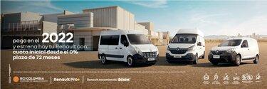 Renault Utilitarios - pac 2021