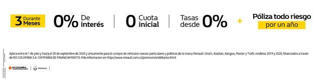 Renault utilitarios - promoción 1