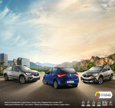 Renault - Somos mas fuertes