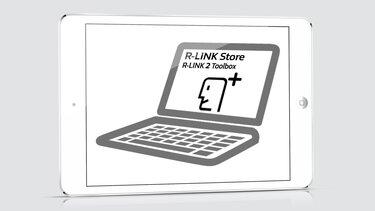 Renault R-Link 2 - Inserción de una memoria USB en R-Link 2