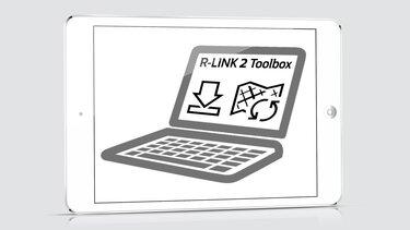 Renault R-Link 2 - paquetes de servicio R-Link 2